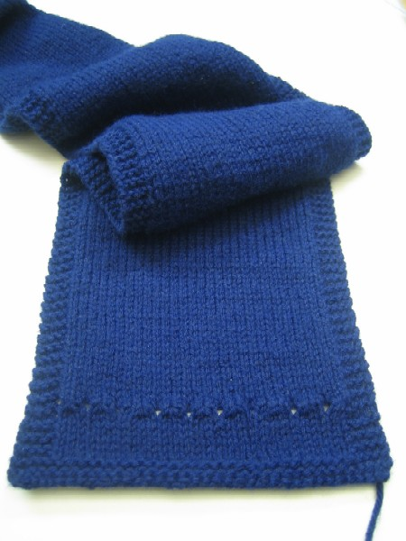 Knitting Epiphany: December 2006